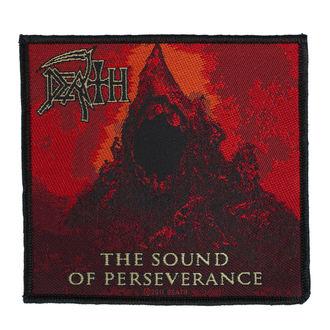 Patch DEATH - SOUND OF PERSEVERANCE - RAZAMATAZ, RAZAMATAZ, Death