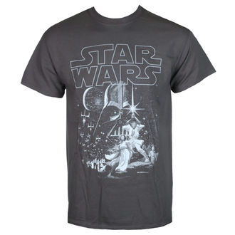 t-shirt de film pour hommes Star Wars - Classic New Hope - LIVE NATION, LIVE NATION