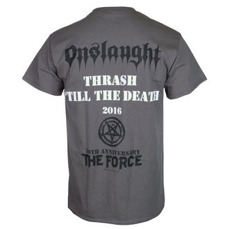 tee-shirt métal pour hommes Onslaught - THE FORCE 30TH ANNIVERSARY - RAZAMATAZ, RAZAMATAZ, Onslaught