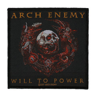 Patch ARCH ENEMY - WILL TO POWER - RAZAMATAZ, RAZAMATAZ, Arch Enemy