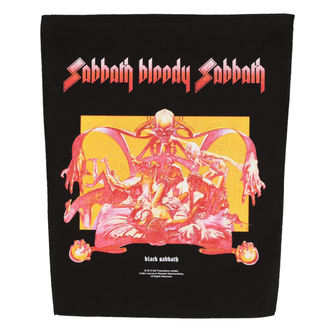 Grand Patch BLACK SABBATH - SABBATH BLOODY SABBATH - RAZAMATAZ, RAZAMATAZ, Black Sabbath