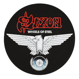 Grand Patch SAXON - WHEELS OF STEEL - RAZAMATAZ, RAZAMATAZ, Saxon