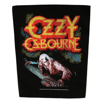 Grand Patch OZZY OSBOURNE - BARK AT THE MOON - RAZAMATAZ, RAZAMATAZ, Ozzy Osbourne