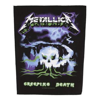 Grand Patch METALLICA - CREEPING DEATH - RAZAMATAZ, RAZAMATAZ, Metallica