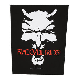 Grand Patch BLACK VEIL BRIDES - DEVIL - RAZAMATAZ, RAZAMATAZ, Black Veil Brides