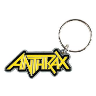 Porte-clés -ANTHRAX - LOGO - RAZAMATAZ, RAZAMATAZ, Anthrax