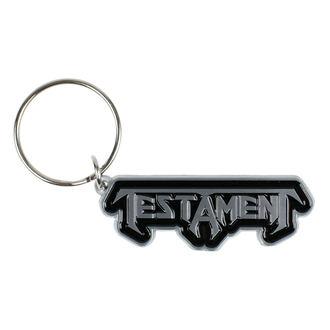 Porte-clés - TESTAMENT - LOGO - RAZAMATAZ, RAZAMATAZ, Testament