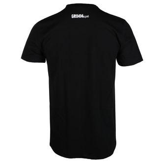 t-shirt hardcore pour hommes - BEAR NECESSITIES - GRIMM DESIGNS, GRIMM DESIGNS