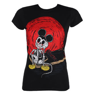 T-shirt femmes GRIMM DESIGNS - WAITING, GRIMM DESIGNS