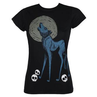 t-shirt hardcore pour femmes - LONER - GRIMM DESIGNS, GRIMM DESIGNS