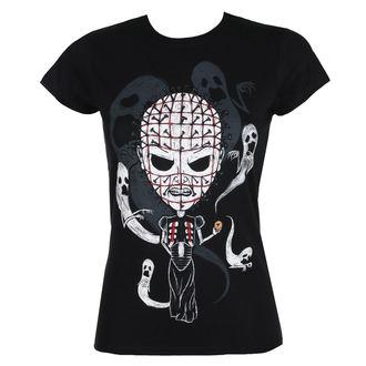 t-shirt hardcore pour femmes - PINHEAD - GRIMM DESIGNS, GRIMM DESIGNS