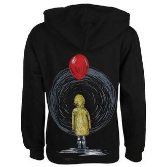 sweat-shirt avec capuche unisexe - THE TUNNEL - GRIMM DESIGNS, GRIMM DESIGNS