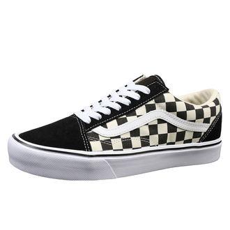 chaussures de tennis basses pour hommes - UA OLD SKOOL LITE (Checkerboard) - VANS, VANS