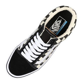 chaussures de tennis basses pour hommes - UA OLD SKOOL LITE (Checkerboard) - VANS