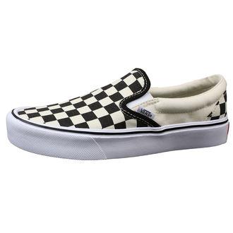 chaussures de tennis basses pour hommes - UA SLIP-ON LITE (CHECKERBOARD) - VANS, VANS