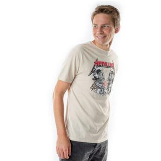 tee-shirt métal pour hommes Metallica - AMPLIFIED - AMPLIFIED, AMPLIFIED, Metallica