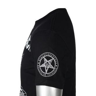 t-shirt pour hommes - Wear Black Eat Pizza - BLACK CRAFT, BLACK CRAFT