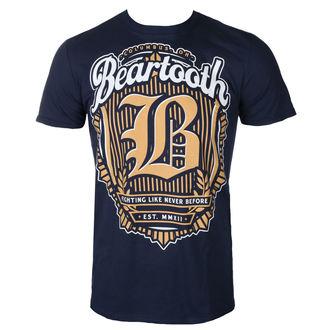tee-shirt métal pour hommes Beartooth - FIGHTING - PLASTIC HEAD, PLASTIC HEAD, Beartooth