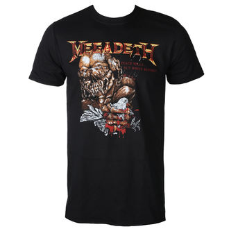 tee-shirt métal pour hommes Megadeth - PEACE SELLS BUT WHO'S BUYING - PLASTIC HEAD, PLASTIC HEAD, Megadeth