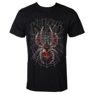 tee-shirt métal pour hommes Kiss - Spider - ROCK OFF, ROCK OFF, Kiss