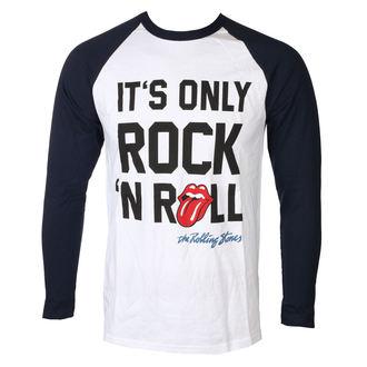 tee-shirt métal pour hommes Rolling Stones - Only Rock n Roll - ROCK OFF, ROCK OFF, Rolling Stones