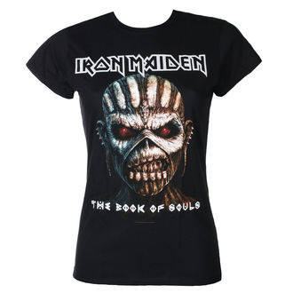 tee-shirt métal pour femmes Iron Maiden - Book Of Souls - ROCK OFF, ROCK OFF, Iron Maiden
