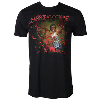 tee-shirt métal pour hommes Cannibal Corpse - RED BEFORE BLACK - PLASTIC HEAD
