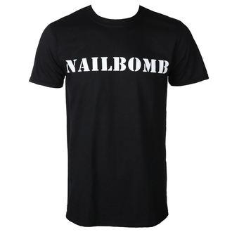 tee-shirt métal pour hommes Nailbomb - LOSER - PLASTIC HEAD, PLASTIC HEAD, Nailbomb