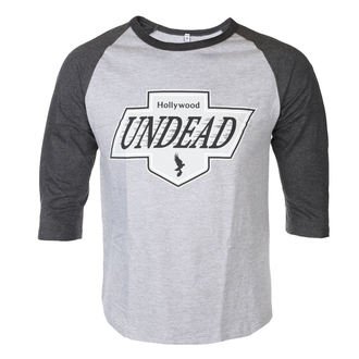 tee-shirt métal pour hommes Hollywood Undead - L.A. CREST - PLASTIC HEAD, PLASTIC HEAD, Hollywood Undead