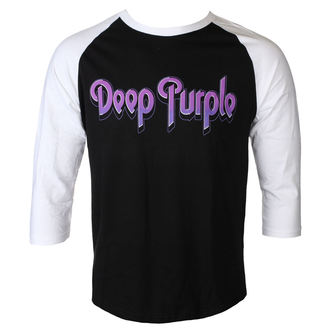 tee-shirt métal pour hommes Deep Purple - LOGO - PLASTIC HEAD, PLASTIC HEAD, Deep Purple