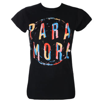 tee-shirt métal pour femmes Paramore - PAINTING SPIRAL - PLASTIC HEAD, PLASTIC HEAD, Paramore