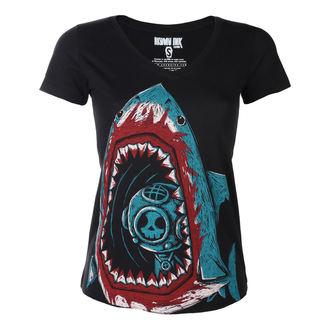 t-shirt hardcore pour femmes - Forgotten Soul - Akumu Ink, Akumu Ink