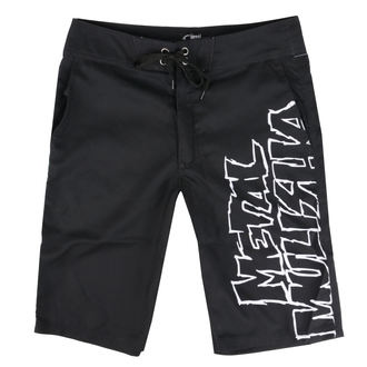 Short hommes (de bain) METAL MULISHA - SQUAD - BLK, METAL MULISHA