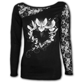 t-shirt pour femmes - DOVES HEART - SPIRAL, SPIRAL