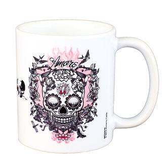 Mug Alchemy Gothic - Love Skull - PYRAMIDE AFFICHES, ALCHEMY GOTHIC