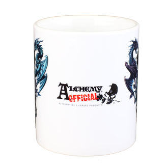 Mug Alchemy Gothic - Caduceus Rex - PYRAMIDE AFFICHES, ALCHEMY GOTHIC