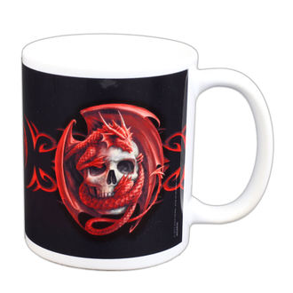 Mug Anne Stokes - Skull Embrace - PYRAMIDE AFFICHES, ANNE STOKES