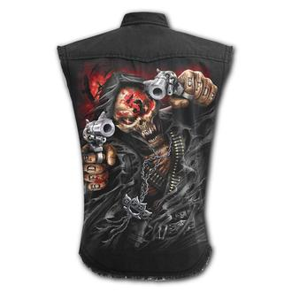 Chemise sans manches SPIRAL - Five Finger Death Punch - ASSASSIN, SPIRAL, Five Finger Death Punch