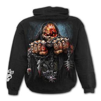 sweat-shirt avec capuche pour hommes Five Finger Death Punch - Five Finger Death Punch - SPIRAL, SPIRAL, Five Finger Death Punch