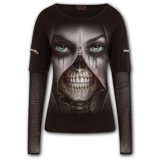 t-shirt pour femmes - ZIPPED - SPIRAL, SPIRAL