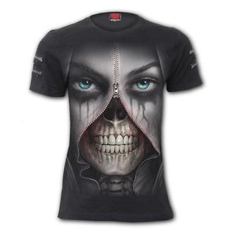 t-shirt pour hommes - ZIPPED - SPIRAL, SPIRAL