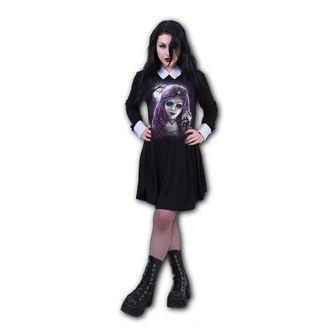 Robe femme SPIRAL - GOTH DOLL - PeterPan, SPIRAL