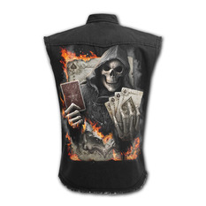 Chemise sans manches SPIRAL - ACE REAPER, SPIRAL
