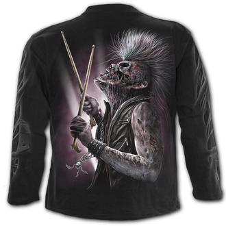 t-shirt pour hommes - ZOMBIE BACKBEAT - SPIRAL, SPIRAL