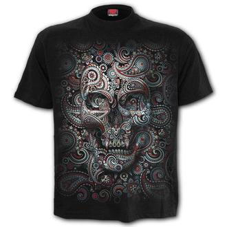 t-shirt pour hommes - SKULL ILLUSION - SPIRAL