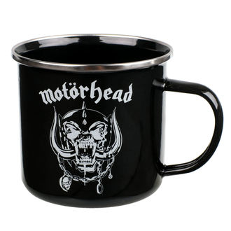 Mug en émail Motörhead - Logo - EMUGMH1