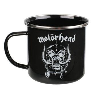Mug en émail Motörhead - Logo, Motörhead
