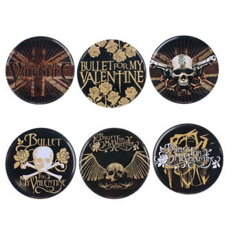 Bière coasters Bullet For My Valentine, Bullet For my Valentine
