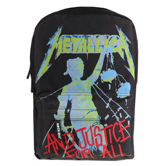 Sac à dos METALLICA - JUSTICE FOR ALL, Metallica