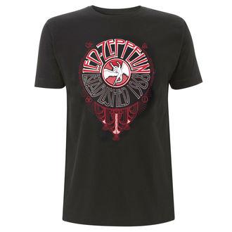 tee-shirt métal pour hommes Led Zeppelin - Deco Circle - NNM, NNM, Led Zeppelin